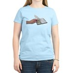 Money Checkbook Women's Light T-Shirt