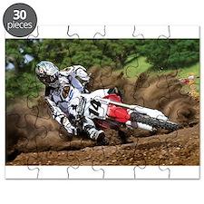 Cute Dirt bike Puzzle