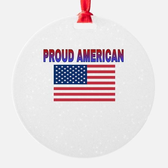 Proud American Ornament