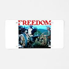 FREEDOM™ Aluminum License Plate