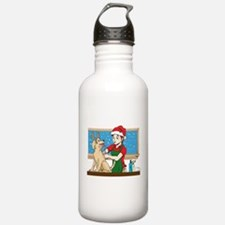 Unique Groomer Water Bottle