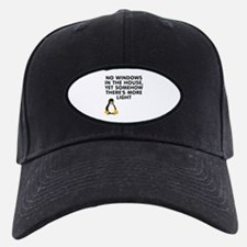 No windows Baseball Hat