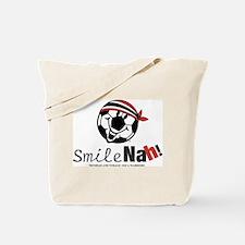 Smile Nah! Tote Bag