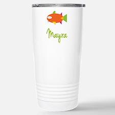 Mayra is a Big Fish Travel Mug