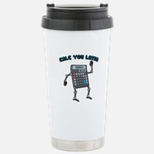 Calc You Later Travel Mug