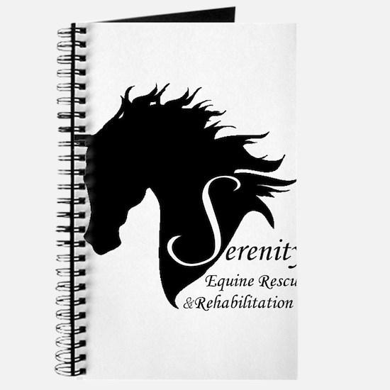 Cute Rescued horses Journal