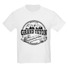 Grand Teton Old Circle T-Shirt