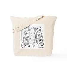 Bacterial Cultural Center Tote Bag