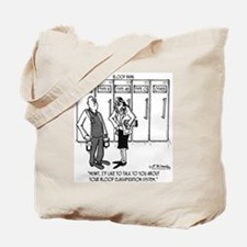 About Your Blood Classification System Tote Bag