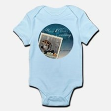H&V Wedding Infant Bodysuit
