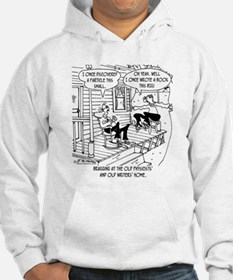 At the Old Physicist Home Hoodie