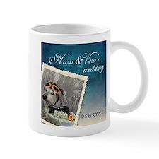 H&V Wedding Mug