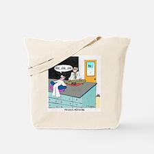 Physicists Meditating Tote Bag