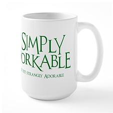 Adorkable Coffee Mug