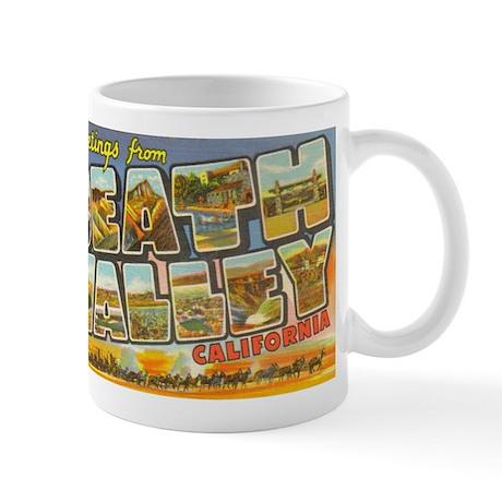 Death Valley CA Mug