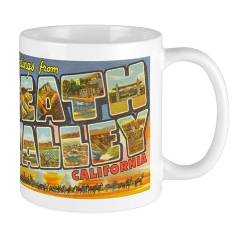 Death Valley CA Mug