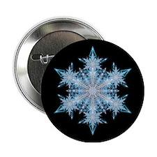 "Snowflake 22 2.25"" Button"