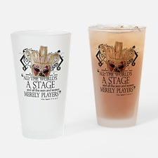 As You Like It II Drinking Glass