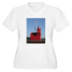 Holland Harbor Lighthouse T-Shirt
