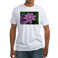 Clematis 'Nelly Moser' Shirt