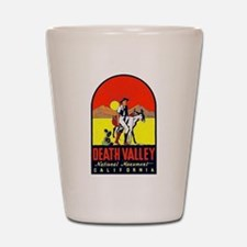 Death Valley Nat'l Monument Shot Glass