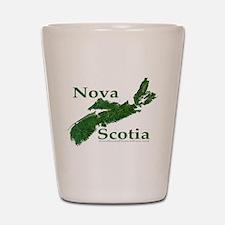 Nova Scotia Drinkware Shot Glass
