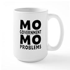 MO GOVERNMENT MO PROBLEMS Mug
