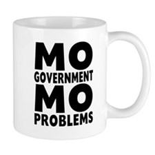 MO GOVERNMENT MO PROBLEMS Mug