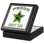 Proud Army Dad: Keepsake Box