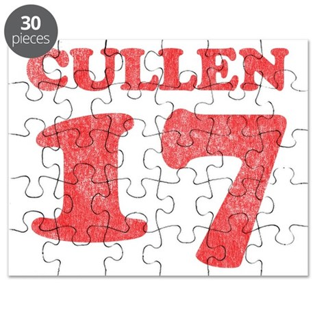 Cullen 17 Puzzle