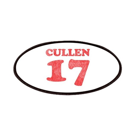 Cullen 17 Patches