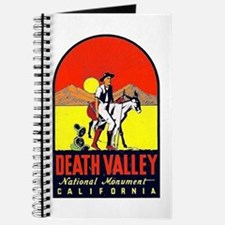 Death Valley Nat'l Monument Journal