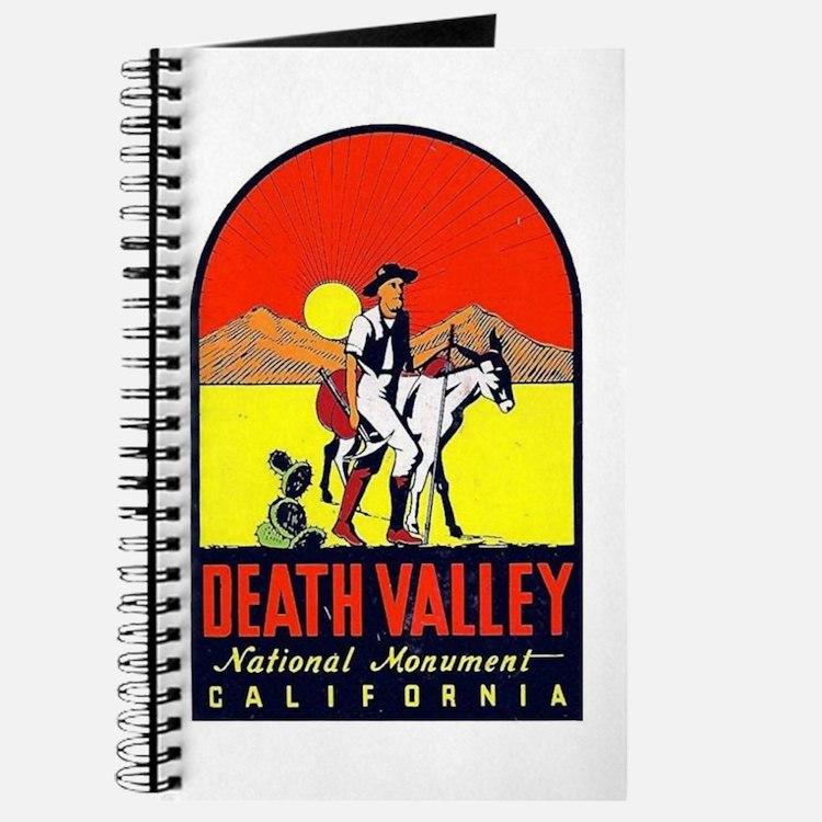 Death Valley Nat'l Monument Journal