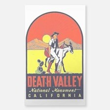 Death Valley Nat'l Monument Decal