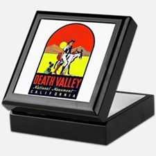 Death Valley Nat'l Monument Keepsake Box