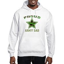 Proud Army Dad: Hoodie