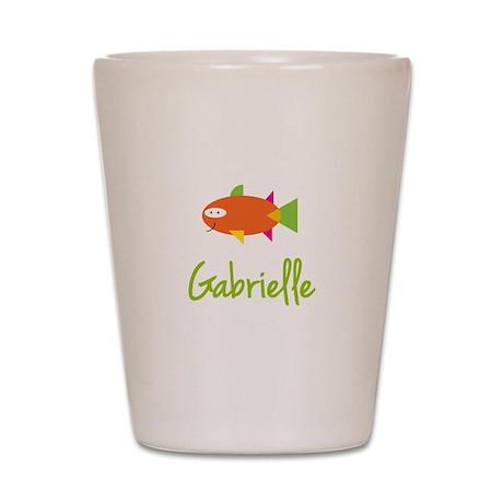 Gabrielle is a Big Fish Shot Glass