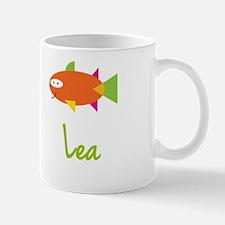 Lea is a Big Fish Mug