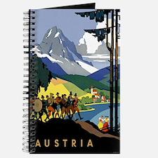 Austria Band Travel Journal