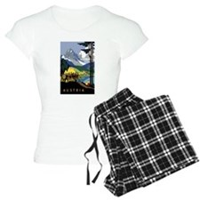 Austria Band Travel Pajamas