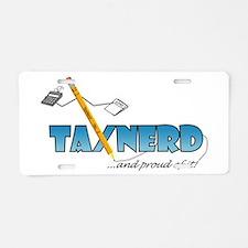 Cute Education business Aluminum License Plate