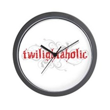 Twilightaholic Wall Clock