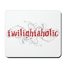 Twilightaholic Mousepad