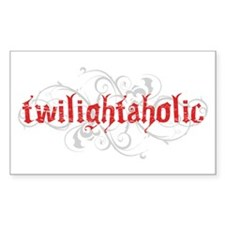 Twilightaholic Decal