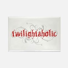 Twilightaholic Rectangle Magnet