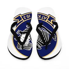 VA-153 Blue Tail Flip Flops