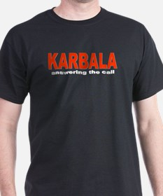 KARBALA-answering the call T-Shirt