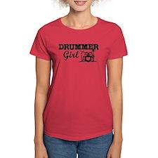 Drummer Girl Tee
