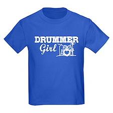 Drummer Girl T