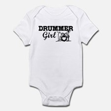 Drummer Girl Onesie